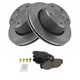 1ABFS00368-Land Rover Discovery Brake Kit
