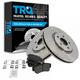1ABFS00370-Brake Pad & Rotor Kit