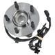 MCSHF00004-Wheel Bearing & Hub Assembly