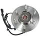 MCSHF00006-Ford F150 Truck Wheel Bearing & Hub Assembly  Motorcraft HUB16