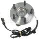 MCSHF00007-2003-05 Ford Explorer Sport Trac Wheel Bearing & Hub Assembly Front