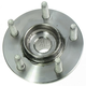 MCSHF00008-Wheel Bearing & Hub Assembly Motorcraft HUB12