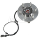 MCSHF00009-Wheel Bearing & Hub Assembly