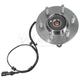 MCSHF00009-Wheel Bearing & Hub Assembly Motorcraft HUB30