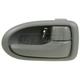 1ADHI00301-2000-06 Mazda MPV Interior Door Handle Front Passenger Side