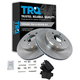 1ABFS00383-Brake Pad & Rotor Kit Rear