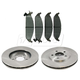 1ABFS00389-Brake Pad & Rotor Kit Front