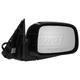 1AMRE01921-2002-06 Honda CR-V Mirror Passenger Side