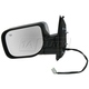 1AMRE01900-Mirror Driver Side Chrome Cap