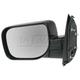 1AMRE01904-2004-10 Nissan Titan Mirror Driver Side