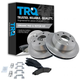 1ABFS00307-Brake Pad & Rotor Kit Rear
