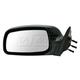 1AACS00080-BMW X5 CV Axle Shaft Pair  TRQ CSA82468