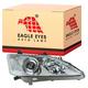1ALHL02005-2007-09 Lexus ES350 Headlight Passenger Side