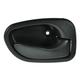 1ADHI00285-1995-99 Hyundai Accent Interior Door Handle