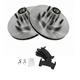 1ABFS00038-Brake Pad & Rotor Kit Front