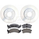 1ALSP00143-Jaguar Lift Support Pair