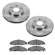 1ABFS00025-1998-02 Chevy Camaro Pontiac Firebird Brake Kit