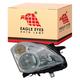1ALHL02080-2010-12 Nissan Altima Headlight Passenger Side