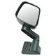 1AMRE01185-2003-06 Jeep Wrangler Mirror Driver Side Black