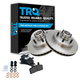 1ABFS00055-Brake Pad & Rotor Kit