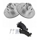 1ABFS00052-Brake Pad & Rotor Kit Front