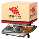1ALHL02051-2011-13 Honda Odyssey Headlight