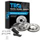 1ABFS00044-Brake Pad & Rotor Kit Front