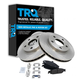 1ABFS00040-Brake Pad & Rotor Kit