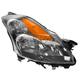 1ALHL02066-2008-09 Nissan Altima Headlight Passenger Side
