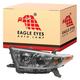 1ALHL02047-2011-13 Toyota Highlander Headlight