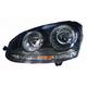 1ALHL02016-Volkswagen Headlight