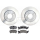 1ABFS00001-Brake Pad & Rotor Kit