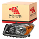 1ALHL02028-2009-12 Toyota Rav4 Headlight