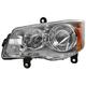 1ALHL02020-2008-10 Chrysler Town & Country Headlight Driver Side
