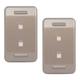 1AESK00012-2003-06 Lincoln Navigator Power Door Lock Switch Front Pair  Dorman 901-329