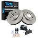 1ABFS00084-Cadillac Fleetwood Brake Kit Front
