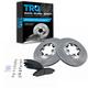 1ABFS00086-Brake Pad & Rotor Kit