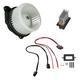 1AESK00023-2002-04 Jeep Grand Cherokee Heater Blower Motor & Resistor Kit