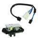 1AESK00021-Blower Motor Resistor with Plug & Pigtail  Dorman 973-459