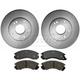 1ABFS00073-Brake Pad & Rotor Kit Front