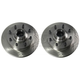 1ABFS00157-Brake Rotor Pair Nakamoto 5598