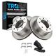 1ABFS00144-Brake Pad & Rotor Kit