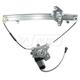 1AWRG01000-Hyundai Accent Window Regulator