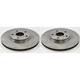1ABFS00107-Brake Rotor Pair