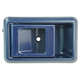 1ADHI00078-Interior Door Handle Dark Blue