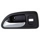 1ADHI00072-1994-97 Honda Accord Interior Door Handle