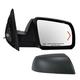 1AMRK00039-Toyota Sequoia Tundra Mirror