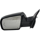 1AMRK00038-Toyota Sequoia Tundra Mirror Driver Side