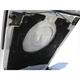1ABHI00075-1968-75 Chevy Corvette Cowl Induction Hood Insulation