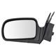 1AMRE01502-1993-98 Mercury Villager Nissan Quest Mirror Driver Side